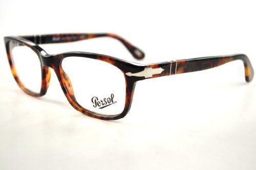 Persol PO3012V Eyeglasses (108) Light Havana, 52 mm Persol. $185.50. Save 30% Off!