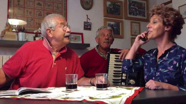 """Promo """"I dialettanti"""" per la cena con dialetto fanese al Ristorante La G..."""