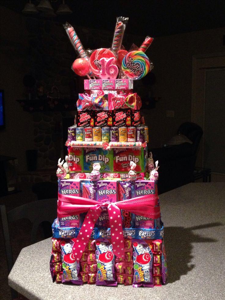 16 Th Birthday Fff Fat Fun Food Pinterest Birthdays