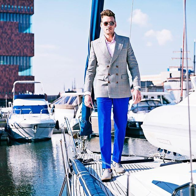 PIETER PETROS || ANTWERP I || Tough times never last forever, but they help make people tough and ready to face the tides of time. #Antwerp1 #PPsuits #pieterpetros