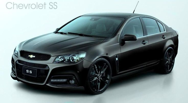VF Holden Commodore SS / Chevrolet SS