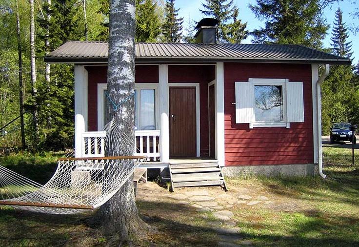 Small sauna of Villa Amanda