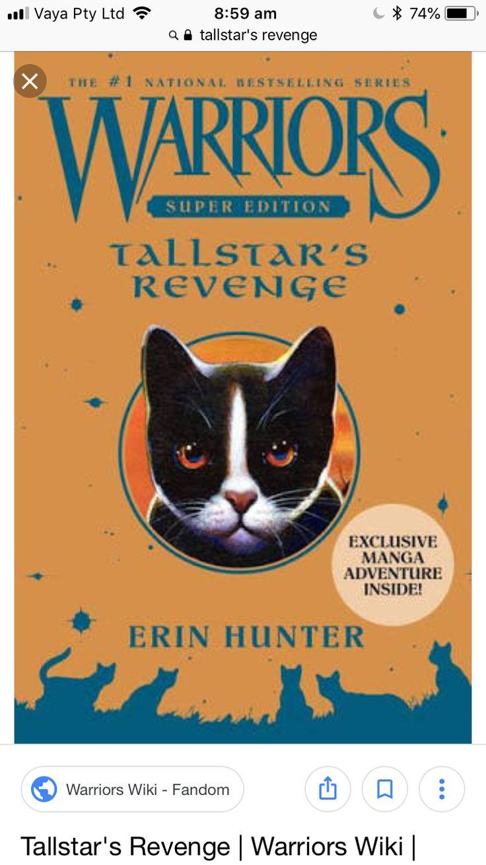 Pin by dawnstar on warrior cat books warrior cat memes