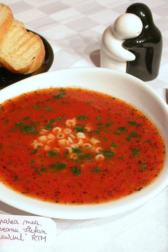 Supa de rosii by stefanpizza