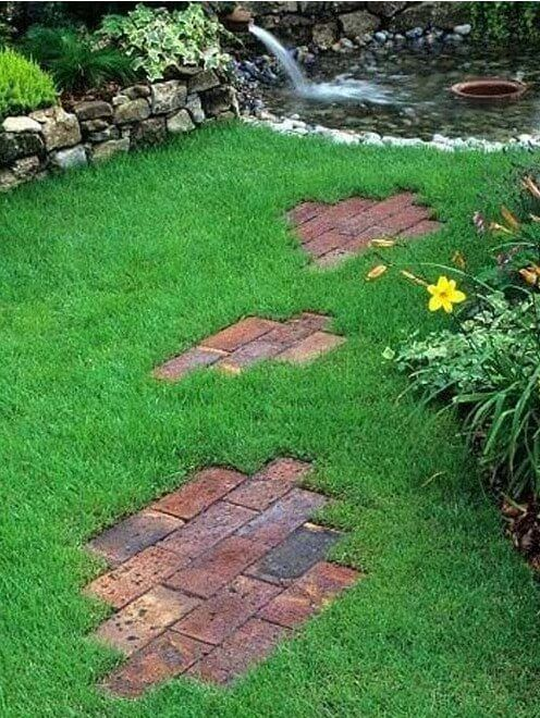 21+ Beautiful Brick Landscaping Ideas Will Transform Your Patio For 2019 – DIY Morning