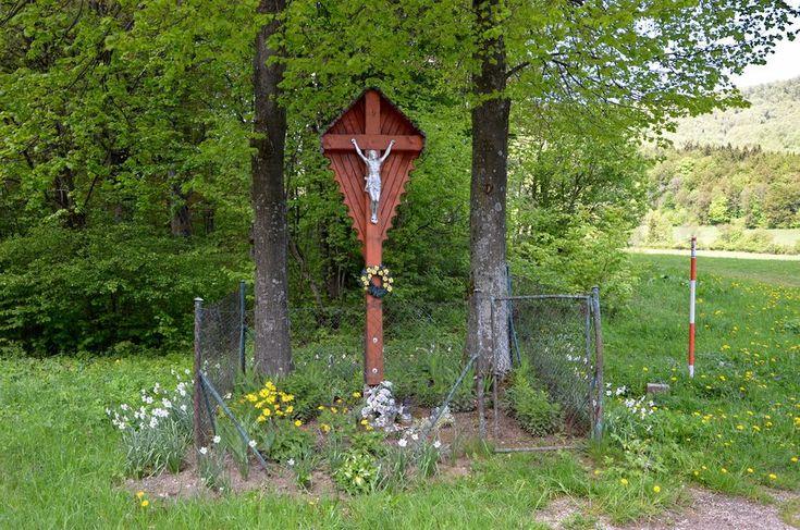 Kríž v Čičmanoch