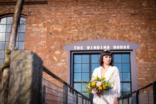 FESTIVAL BRIDES | A Cool and Contemporary Styled Shoot by Most Curious Rose and The Wild Heart Bridal