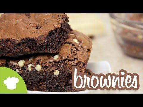 Como hacer brownies para el 14 de Febrero ~ Craftingeek