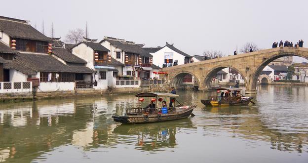 Zhujiajiao - #Shanghai: Weekendtrips