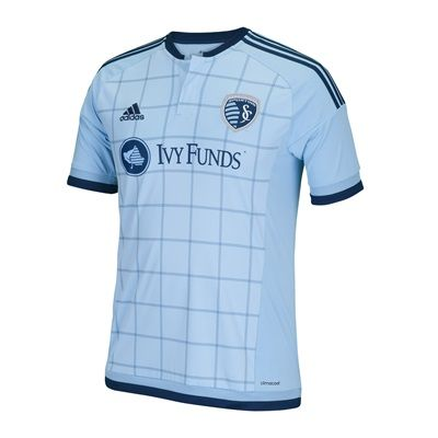 Sports Licensed Division of the adidas Group LLC Sporting Kansas City Home Shirt 2015-16 - Kids Sporting Kansas City Home Shirt 2015-16 - KidsGear up for the Major League Soccer season and pledge your allegiance to Missouri™s two-time MLS title-winning side with the official Sporting Kansas Cit http://www.MightGet.com/february-2017-2/sports-licensed-division-of-the-adidas-group-llc-sporting-kansas-city-home-shirt-2015-16--kids.asp