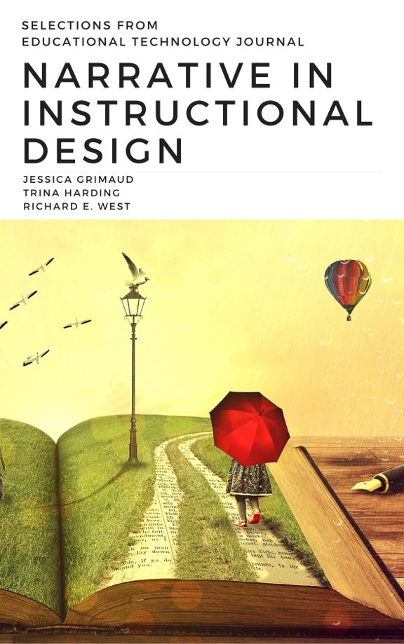Narrative In Instructional Design Book Cover Training And