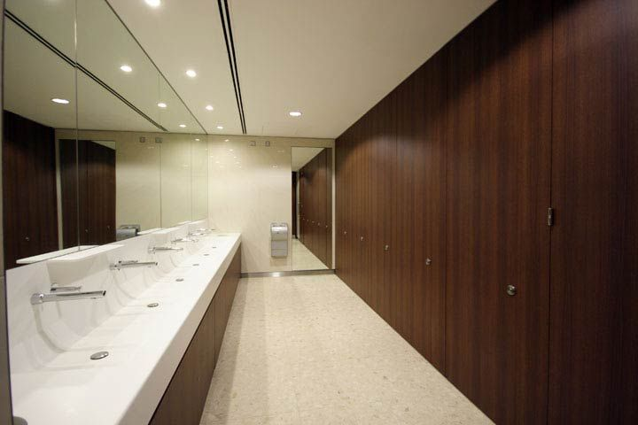 WALNUT WC CUBICLES Google Search Interior Detailing