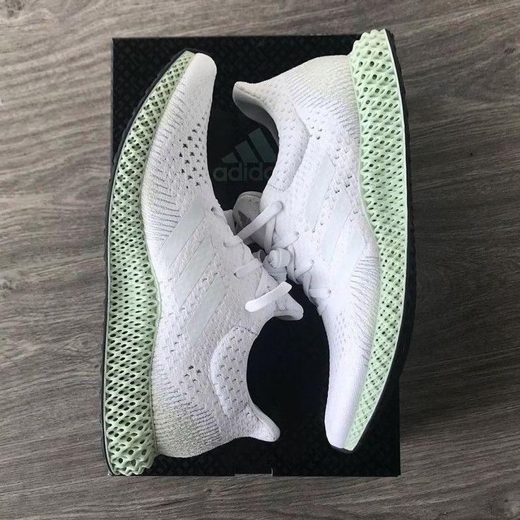 adidas Futurecraft 4D White Closer Look | SneakerNews.com #sneakersfashion