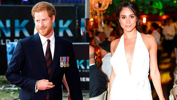 Meghan Markle and Prince Harry are reportedly about to make their first public appearance together and the palace is crafting their engagement announcement, which was put off because of the anniver…