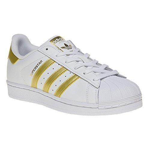 san francisco 87f8a 8ffad ... SNEAKERS Superstar J White ORO Bb2870 36 White   eBay Comprar Ofertas  de Adidas Superstar J Schuhe white-gold metalic ...