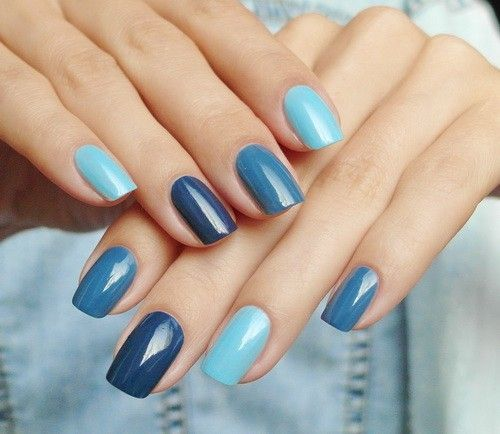 #OPI #Nails #NailArt #Manicure #Blue #Beauty