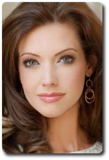 Miss Arkansas 2009 Sarah Slocum Makeup Miss Arkansas