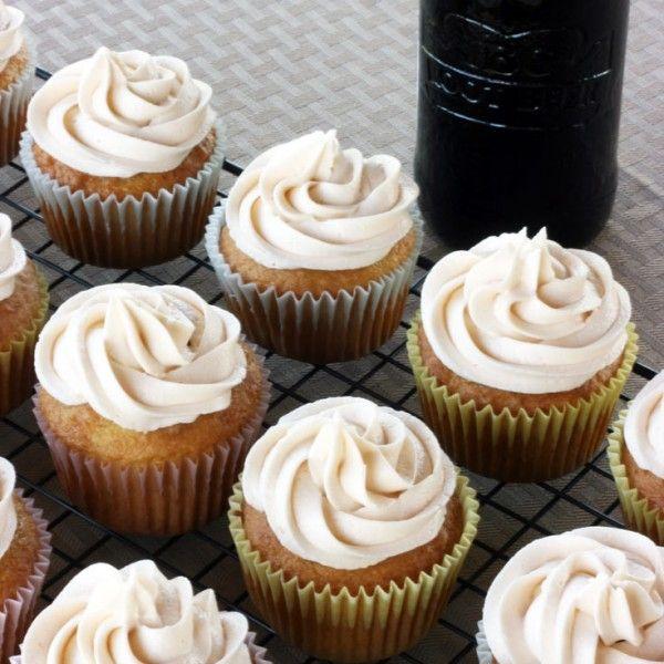 Root Beer Cupcake Recipe