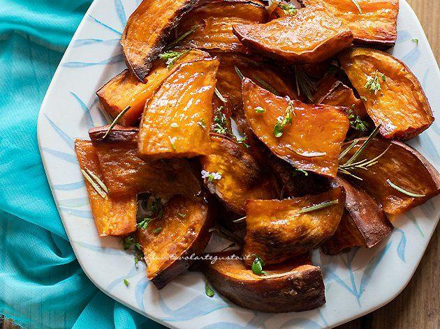 Ricette Patata Dolce