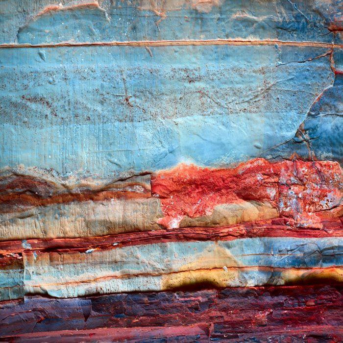 Rock Layers, Karijini National Park, Western Australia #westernaustralia #landscape