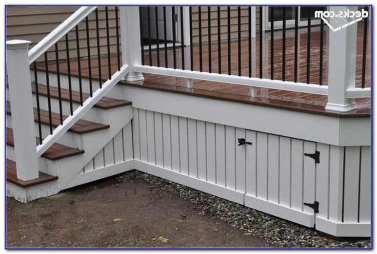 Deck Skirting Ideas to Enhance the Look of Your Deck – Home Decor