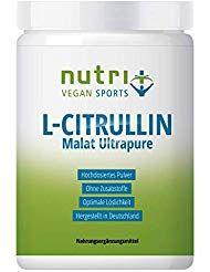 L-CITRULLIN MALAT PULVER Vegan 1kg   höchste Dosi…