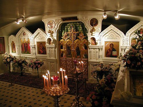 The Wife of a Saint: Matushka Elizabeth | lessons from a monastery