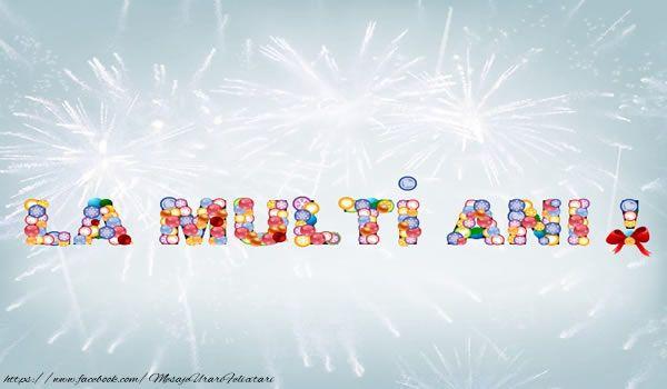 Felicitari de la multi ani - mesajeurarifelicitari.com