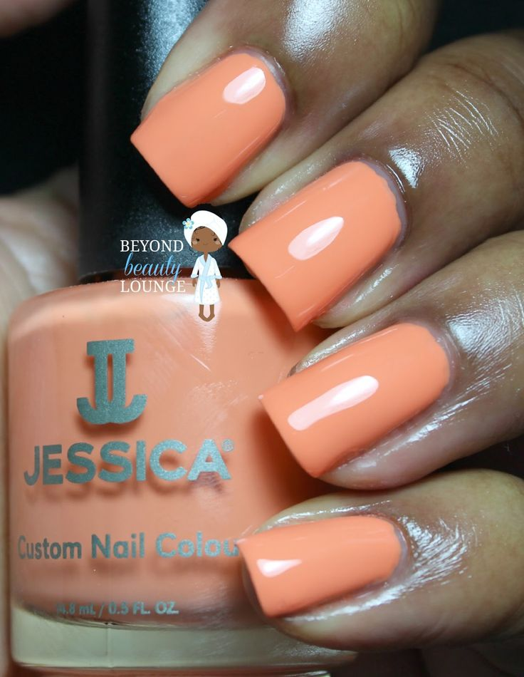 Jessica Cosmetics Coral Symphony Collection