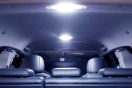 Led Interior Light Kit Part 264162 Gmc Sierra Chevy Silverado 07 12 Dome Lights Truck