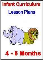 Infant Activity Lesson Plans