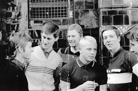 Melbourne Sharpies 1972