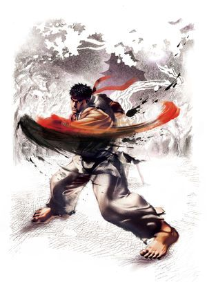 Ryu - The Street Fighter Wiki - Street Fighter 4, Street Fighter 2, Street Fighter 3, and more