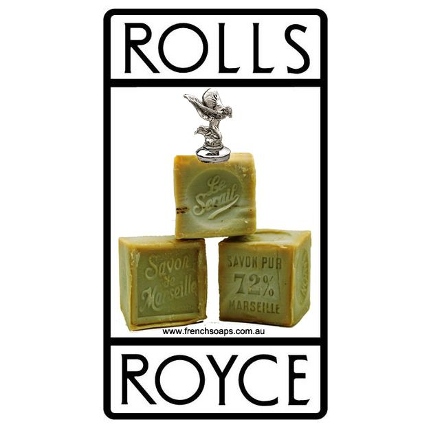 #savondemarseille is the Rolls Royce of #soap www.frenchsoaps.com.au