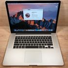 "2014 Apple Macbook Pro 15"" i7 2.5 GHz 16GB Ram 512GB SSD NVIDIA GT 750M"