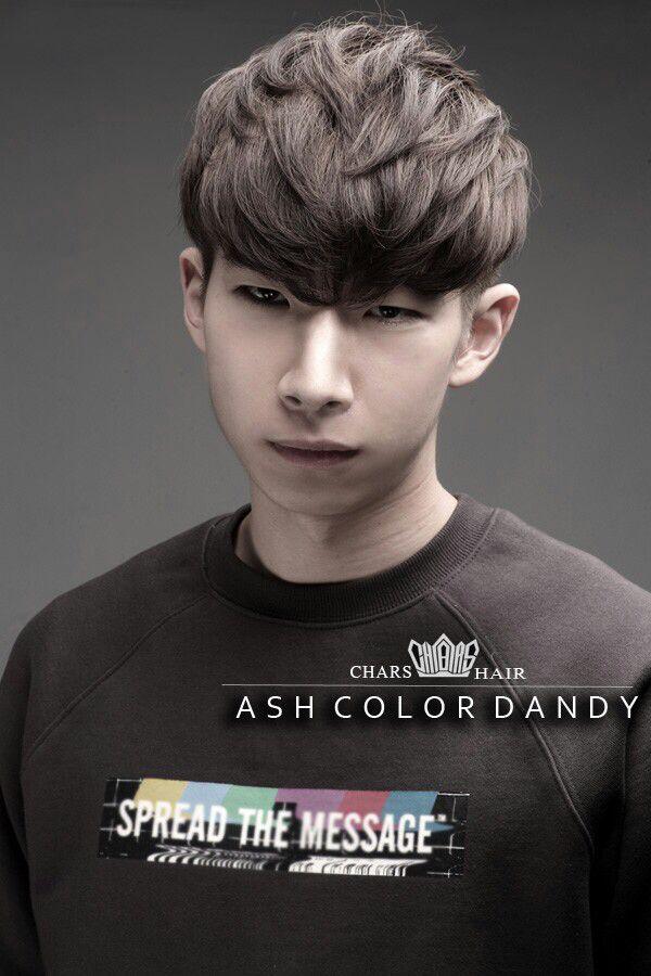 Undercut twoblockcut manscolor haircolor ashcolor Korean daegu charshair ㆍ ㆍ 대구 투블럭컷 남자머리 에쉬브라운 염색 밀크브라운   대구미용실 동성로 로데오거리 챨스헤어
