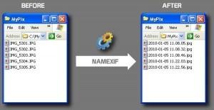 Cara Rename Banyak File