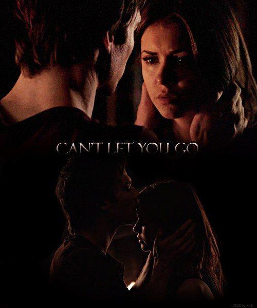 The Vampire Diaries - Damon and Elena