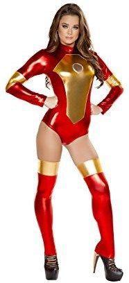 Iron Man Maiden Costume