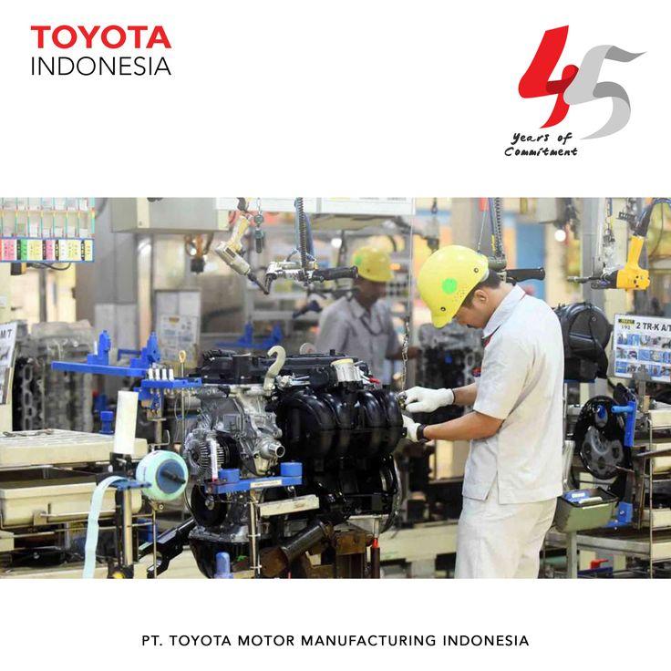 Dengan investasi sebesar Rp 2,3 triliun, pabrik baru Karawang Plant-3 telah memulai produksi mesin bensin dan etanol tipe R-NR, komponen kendaraan, serta alat bantu produksi jig dan dies. Pabrik ini juga merupakan pabrik mesin Toyota pertama selain di Jepang yang mengusung konsep Through Line, di mana semua proses produksi mesin mulai dari pengecoran, permesinan, dan perakitan berada dalam satu atap.