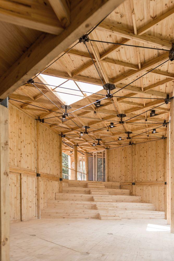 Galería de Casa de Suiza / Dellekamp Arquitectos - 1