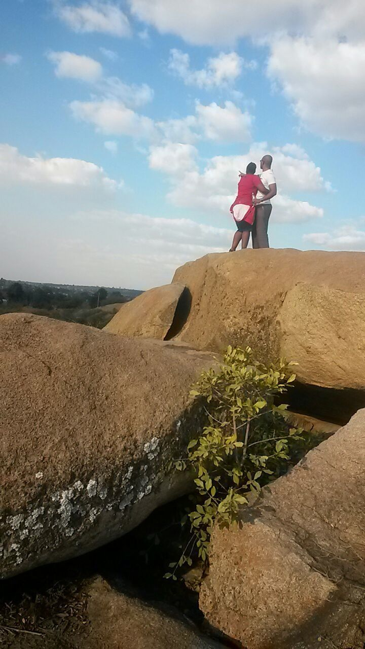 Balancing rocks, Epworth Harare.