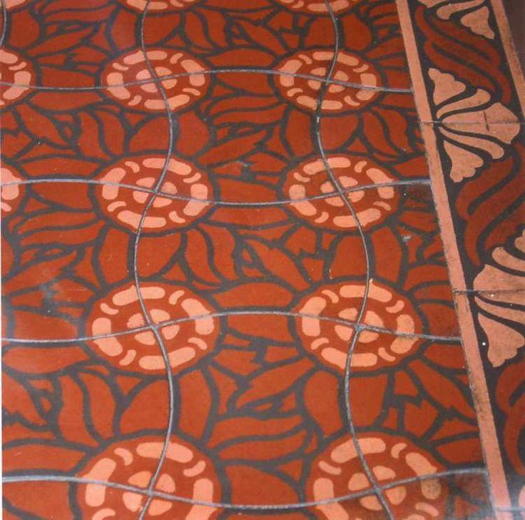 31 best via flowers images on pinterest tiles cement tiles and flooring ideas. Black Bedroom Furniture Sets. Home Design Ideas