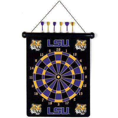 LSU Tigers Team Magnetic Darts Set