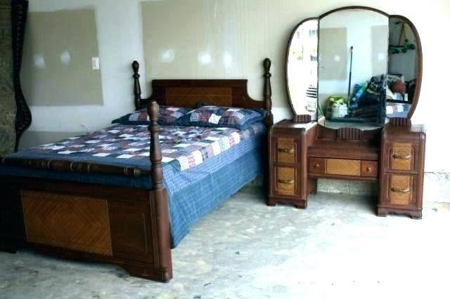 1950 S Vintage Blonde Bedroom Furniture In 2020 Antique Bedroom Furniture Furniture Bedroom Furniture