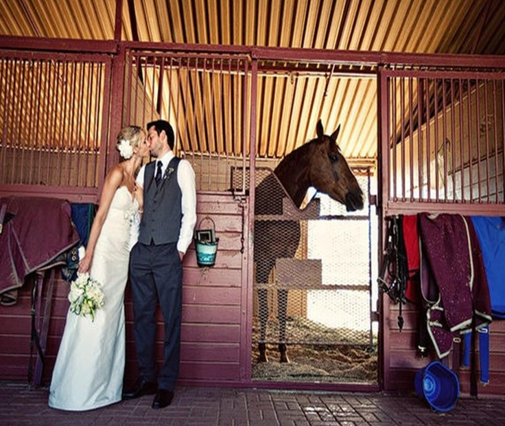Complete Wedding Packages Available At Red Horse Barn In