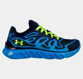 Boys' UA Spine™ Evo Pre-School Shoes | 1245968 | Under Armour US