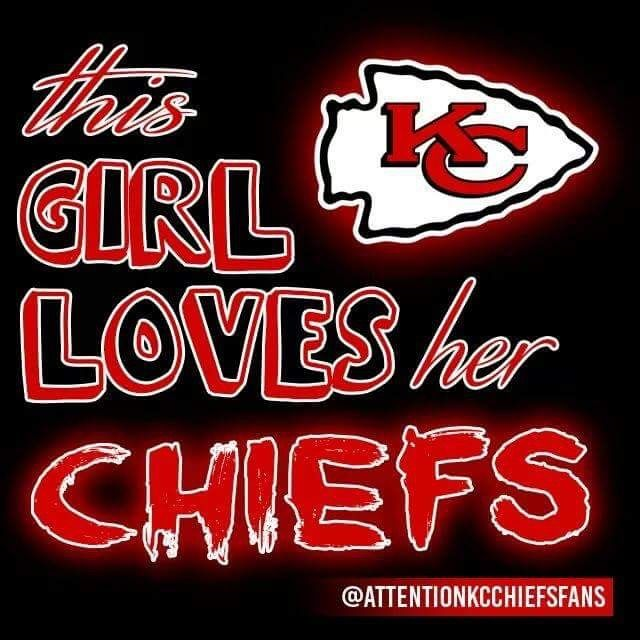 damn skippy! Chiefs Chick