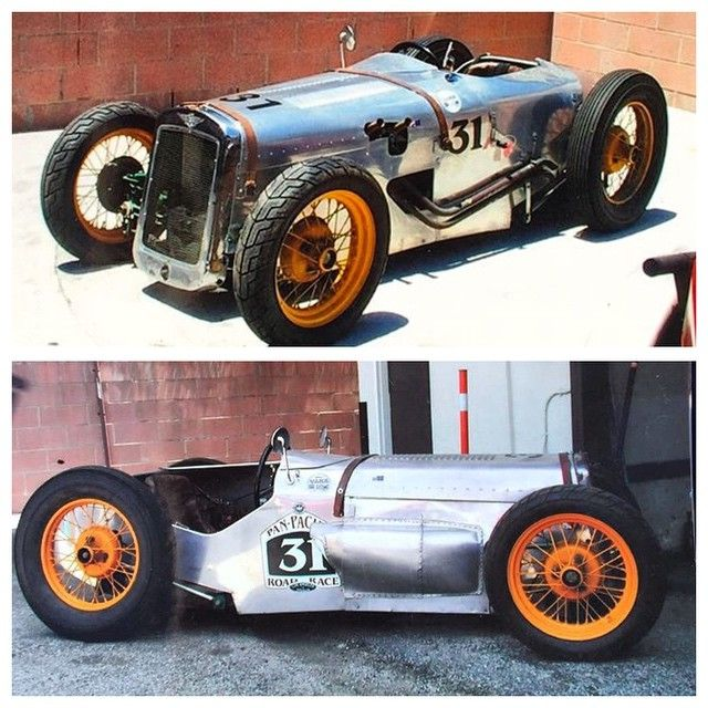 "219 Likes, 8 Comments - Ken Anderson (@thegaragista) on Instagram: ""A cool Austin 7 racer for sale in SoCal. This would be great in the hills above Malibu.…"""