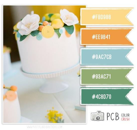 249 best Color Palettes - Photo card boutique images on Pinterest ...